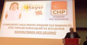 CHP Ataşehir İlçe, Sivil toplum Kuruluşları İle Kahvaltıda Buluştu