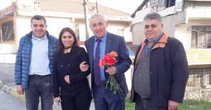 CHP Ataşehir Kadınlar Günü Etkinliği Yenisahra 2017