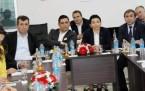 CHP 1 Bölge Milletvekili Adaylar, ilçe başkanları, SKM yöneticileriyle  buluştu