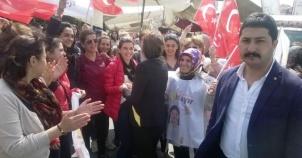 CHP Ataşehir İlcesi, Yenisahra Mahallesi Referandum Çalışması 2017