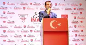 Ekrem İmamoğlu Ataşehir'de Seçim Çalışması Yaptı 2019