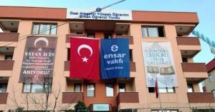 Ensar Vakfı, Ataşehir Yüksek Öğrenim Erkek Yurdu Açılışı