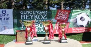 Beykoz Ensar Vakfı Futbol Turnuvasi 2017
