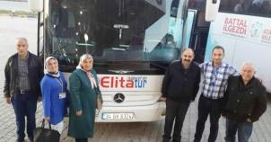 Erzincan Refahiye Yıldızören Köyü Bursa Gezisi 2017