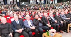 Anadolu Avrupa Yakası Erzincanlılar Derneği Şöleni 2017