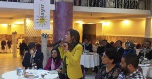 Gamze Akkuş İlgezdi Mustafa Kemal Mahallesi Referandum Çalışması 2017