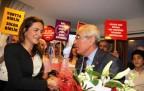 Gamze Akkuş İlgezdi Milletvekili Aday Adaylığını Açıkladı