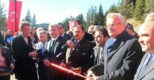 Ilgaz Derbent Şehitliği Açılışı 2015