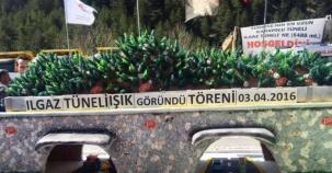 Çankırı, Ilgaz Tüneli Açılışı 2016