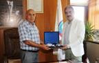 İrfan Dinç Belediye ve Belde Başkanları Ziyareti