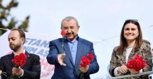 Ak Parti Ataşehir Belediye Başkan Adayı İsmail Erdem. Yenisahra Barbaros Sevgi Yürüyüşü 2019