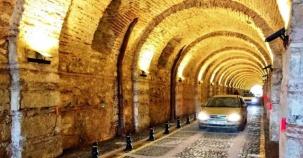 İstanbul Beylerbeyi Tüneli Fotoları