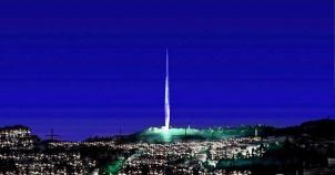 İstanbul, Çamlıca, Seyir Kulesi