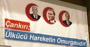İstanbul'daki Çankırılı Ülkücüler Buluşması 2018