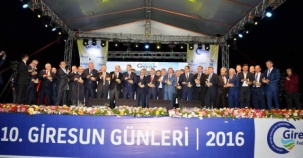 İstanbul, Giresun Tanıtım Günleri, 2016