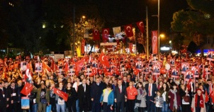 Kadıköy Cumhuriyet Bayramı Etkinliği 2016