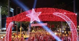 Kadıköy Cumhuriyet Bayramı Kutlamaları 2015