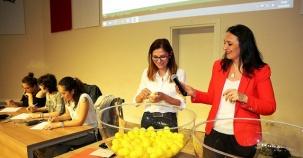 Ataşehir Kadın Emeği Pazarı'nda Kura Çekimi Yapıldı