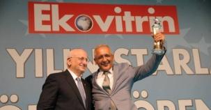 Kaptan, Mustafa CAN, İş Dünyası, Onur Ödülünü Aldı, 2016