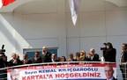Kartal Belediyesi Yeni Hizmet Binası Açılışı 2015