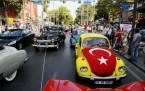Klasik Arabalar 30 Ağustos Konvoyu 2014