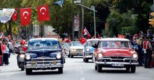 Klasik Otomobiller, Milli Beraberlik Konvoyu 2016