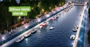 Kurbağlı Dere Köprüsü Kadıköy