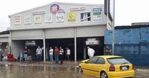 Kurbağlıdere Sel Baskını Fotoları 2015