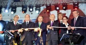 Maltepe Belediyesi'nden 93'üncü yıla 17 eser Açılışı
