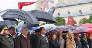 Maltepe 10 Kasım Atatürk'ü Anma Töreni 2016