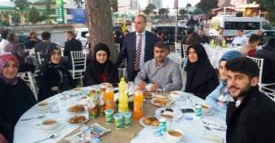 MHP Ataşehir, Şehit ve Gazi Aileleriyle Düzenlediği İftarda Buluştu