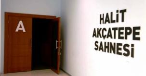Mustafa Saffet Kültür Merkezi, Halit Akçatepe Sahnesi, Ataşehir