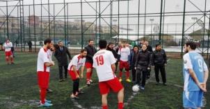 Ataşehir Çorum İlçeleri Futbol Turnuvası 2017