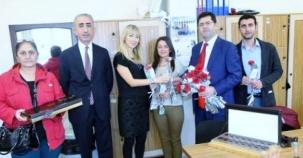 Öğretmenler Günü Ataşehirde Kutlandı 2015