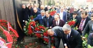 CHP'li Belediye Başkanları Hayatını Kaybedenleri Andı