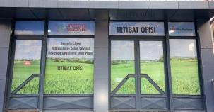 Yenisahra ve Barbaros Mahallesi İmar Plan irtibat ofisi açıldı