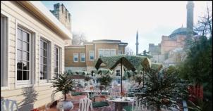 Sultanahmet'te Tarih Yeniden Canlanıyor!