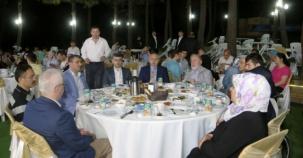 Sultanbeyli Şehit Aileleri ve Gazilerle İftarda Buluştu