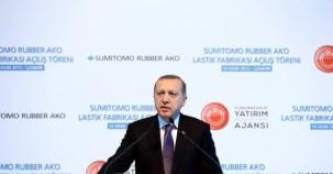 Cumhurbaşkanı Tayyip Erdoğan Çankırı Ziyareti, 2015