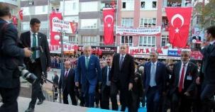 Cumhurbaşkanı Tayyip Erdoğan, Çankırı Ziyareti 2015