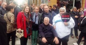 Tecavüz Mağdurları Yasası Protesto su CHP Ataşehir Teşgilatı, 2016