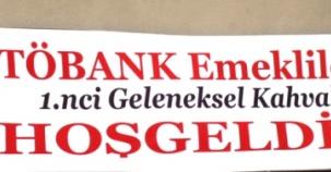 TÖBANK, Türkiye Öğretmenler Bankası Emeklileri Geleneksel Kahvaltı Fotoları