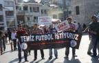 Trabzon Taraftarları Şikeyi Pretosto Etti
