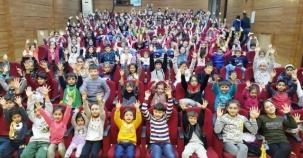 Yarıyıl Etkinliklerinde 16 Bin Öğrenci Ümraniye Belediyesinin Misafiri Oldu