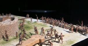 Urfa Göbeklitepe'nin Maketi Görücüye Hazır