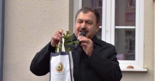 Veysel Eroğlu, Ataşehir Fidan Dağıtım ve Referandum Etkinliği 2017