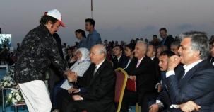 Yenikapı Demokrasi ve Şehitler Mitingi, MHP Fotoları 2016
