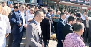 Yenilenen MHP Ataşehir İlçe Başkanlığının Açılışı, 2018