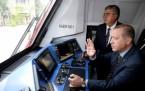 Yüksek Hızlı Tren Açılışı 2014