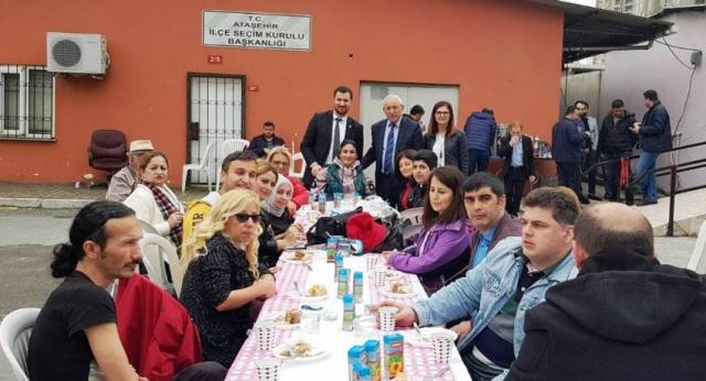 Türkiye Sakatlar Derneği Ataşehir Şubesi Açılışı
